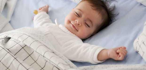 How to get baby to sleep better